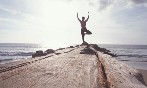 abbigliamento per yoga e pilates