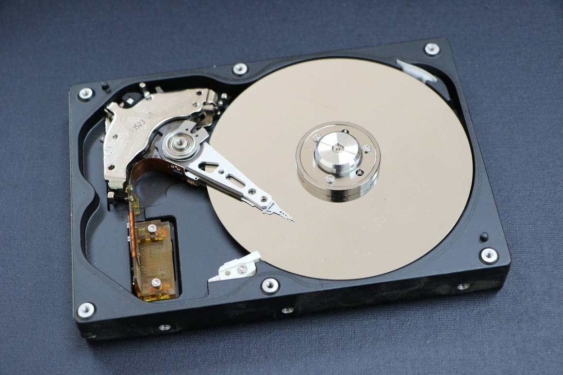 hard disk ssd vs hdd