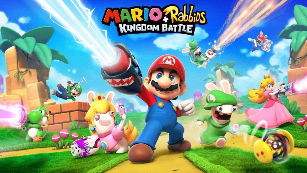 mariorabbids - Mario+Rabbids per Nintendo Switch, ecco come sarà il gioco più atteso