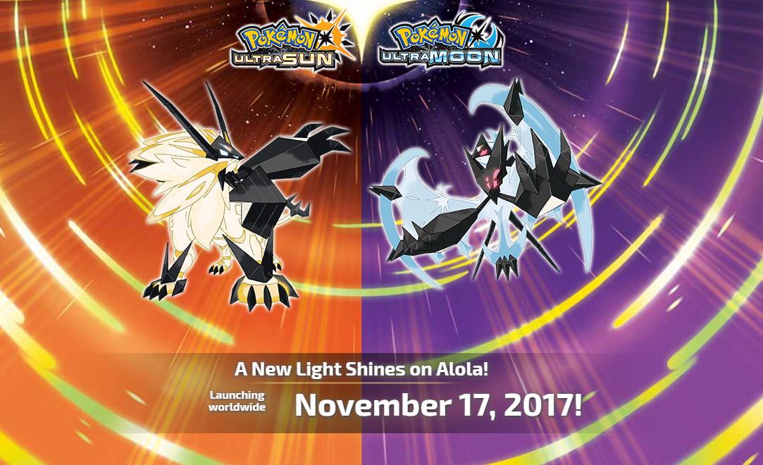 pokemon - Pokémon UltraSun e UltraMoon su Nintendo. Nuovi giochi