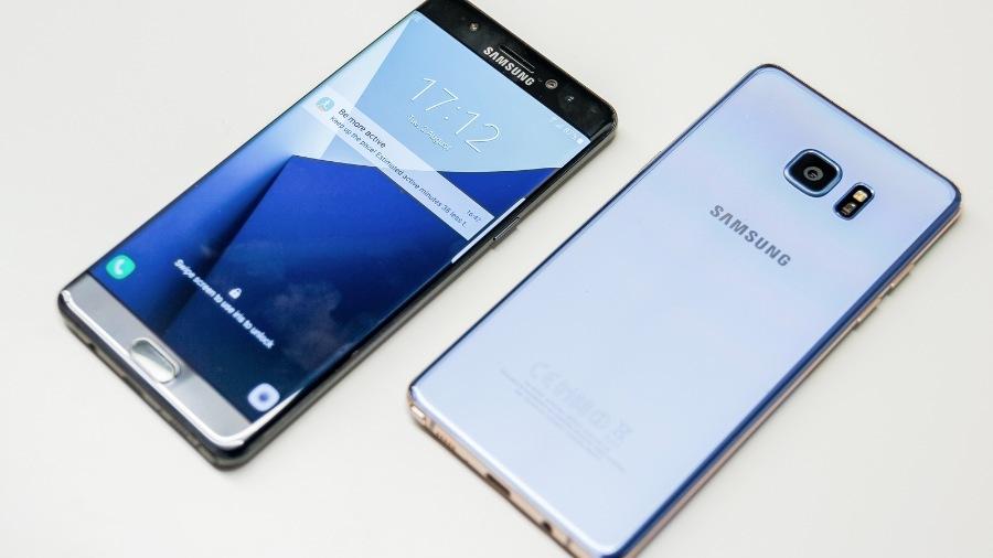 samsung galaxy note 8 - Samsung Galaxy Note 8, doppia fotocamera posteriore e niente tasti