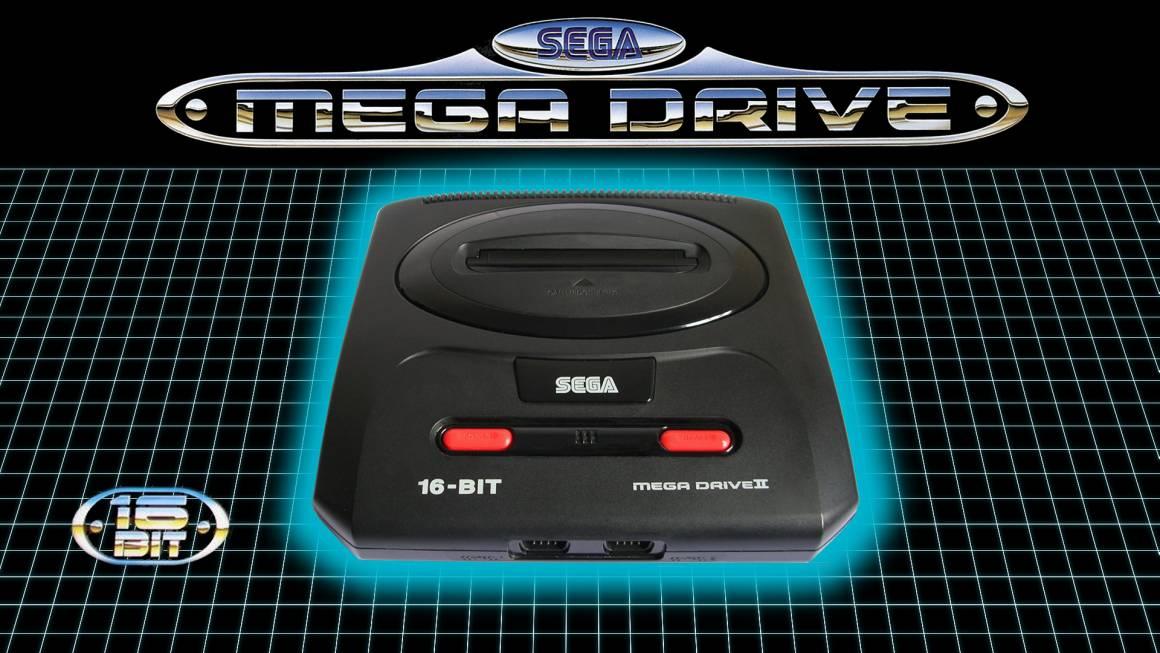 sega mega drive 16 bit 1160x653 - Sega Mega Drive, la console anni '90 ritorna nel mercato con nuovo design