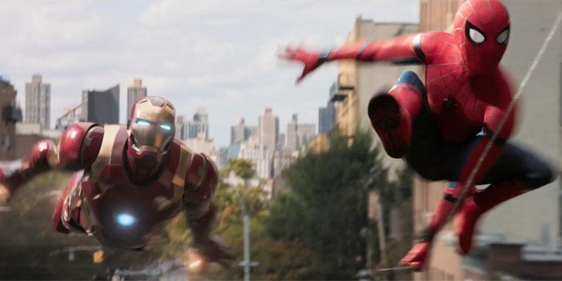 spder man iron man copertina - Spider-Man: Homecoming - C'è tensione tra Peter e Tony Stark in un nuovo spot