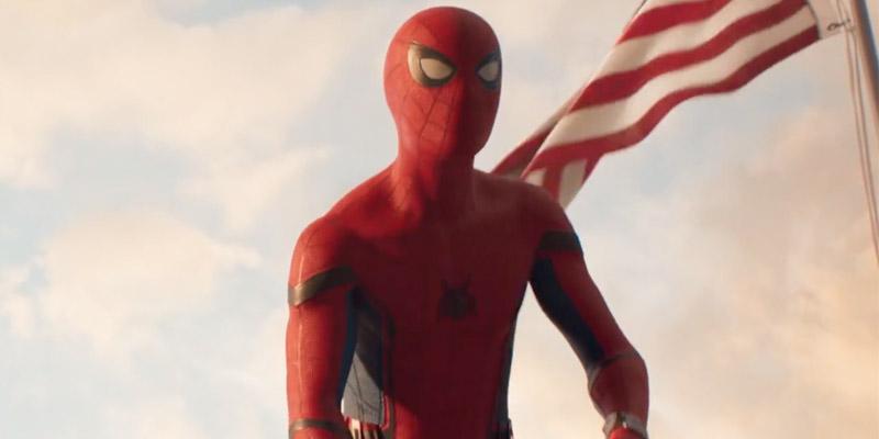 spider man homecoming flag copertina - Peter sperimenta il suo costume nel nuovo trailer di Spider-Man: Homecoming