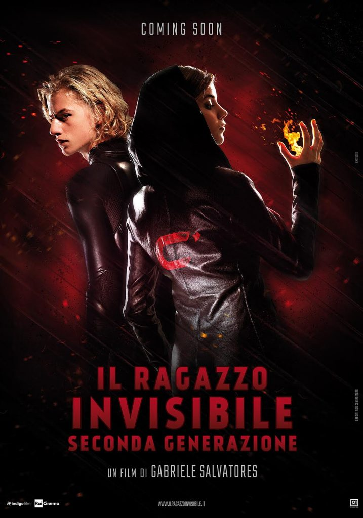 unnamed 717x1024 - Primo trailer per Il Ragazzo Invisibile - Seconda Generazione