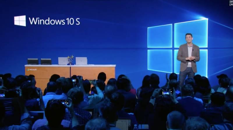 windows10s - Windows 10 S, migliora la sicurezza per gli studenti. Ma ha dei limiti