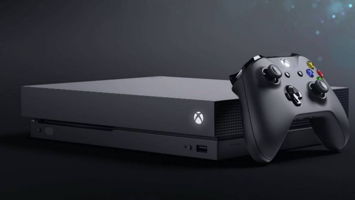 xbox one x 1160x653 - Xbox One X, nuovo video. Il 7 novembre il debutto