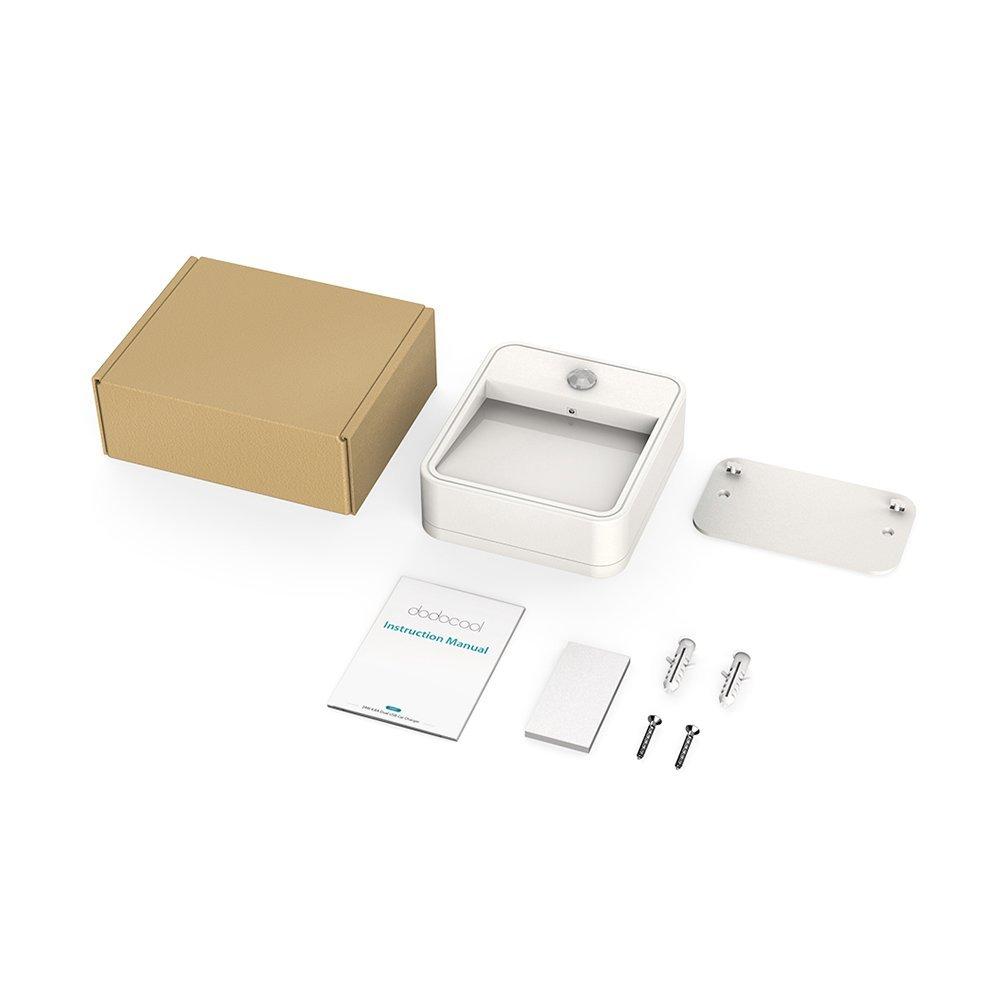 51XQIIZEZ1L. SL1001  - Dodocool LED sensore notturno - utilità e semplicità in un piccolo device