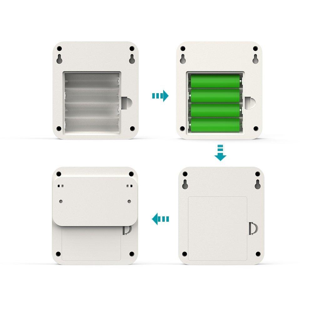 51s5i SKNL. SL1001  - Dodocool LED sensore notturno - utilità e semplicità in un piccolo device