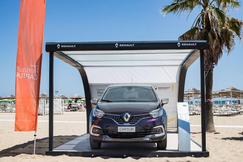 Renault Vertical Tour Captur