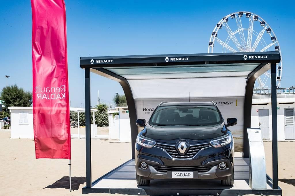 Renault Vertical Tour Koleos