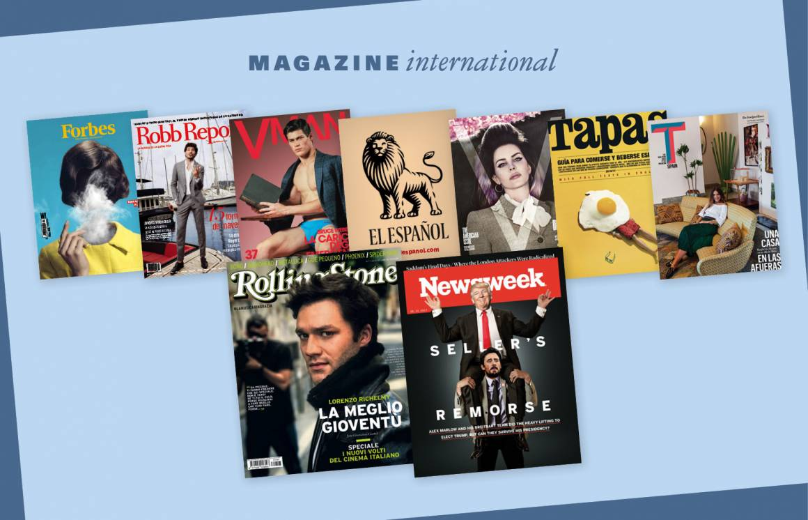 Magazine International