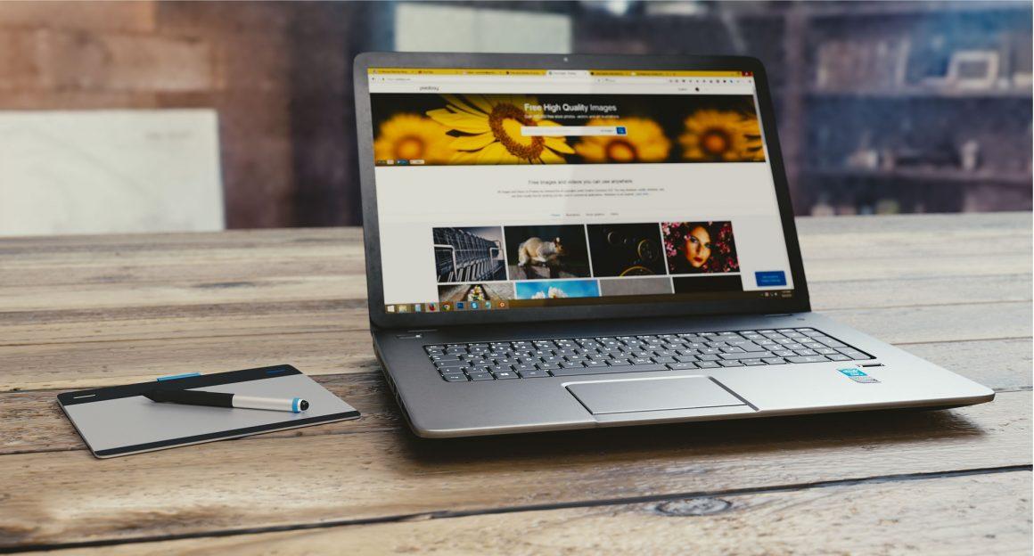 laptop 1443559 1920 1160x624 - Migliora le tue performance lavorative utilizzando il Computer HP idoneo alle tue esigenze.
