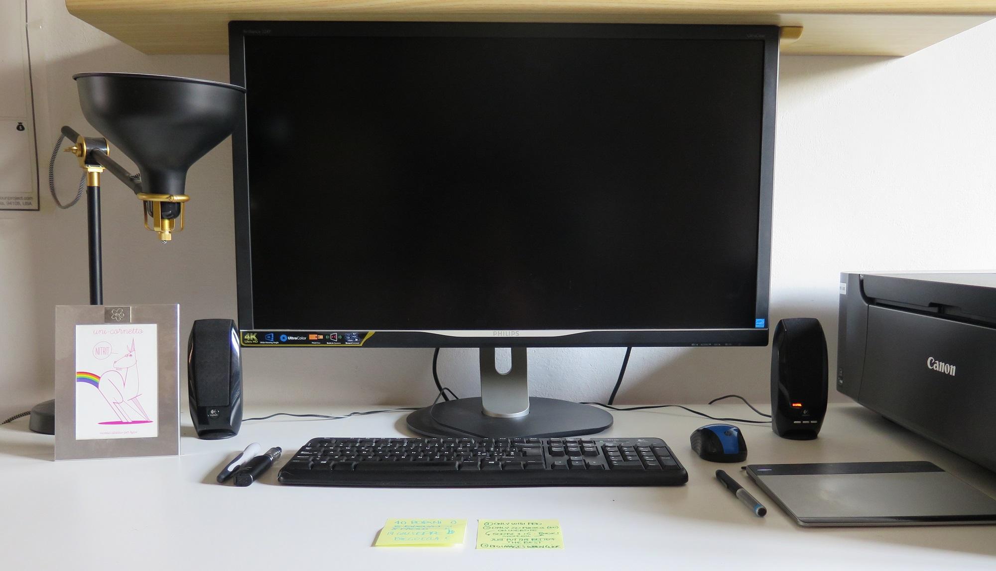 """Recensione: Philips 328P - Monitor 4K 32"""" di Assodigitale.it"""