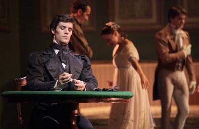 Onegin Roberto Bolle ph Brescia e Amisano Teatro alla Scala 2 - Onegin. La Russia imperiale in scena a Milano