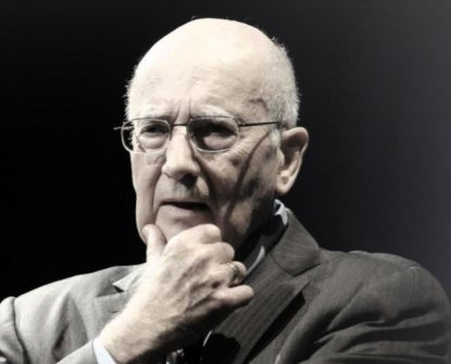 Philip Kotler - Philip Kotler parla a Milano di R-evolution marketing