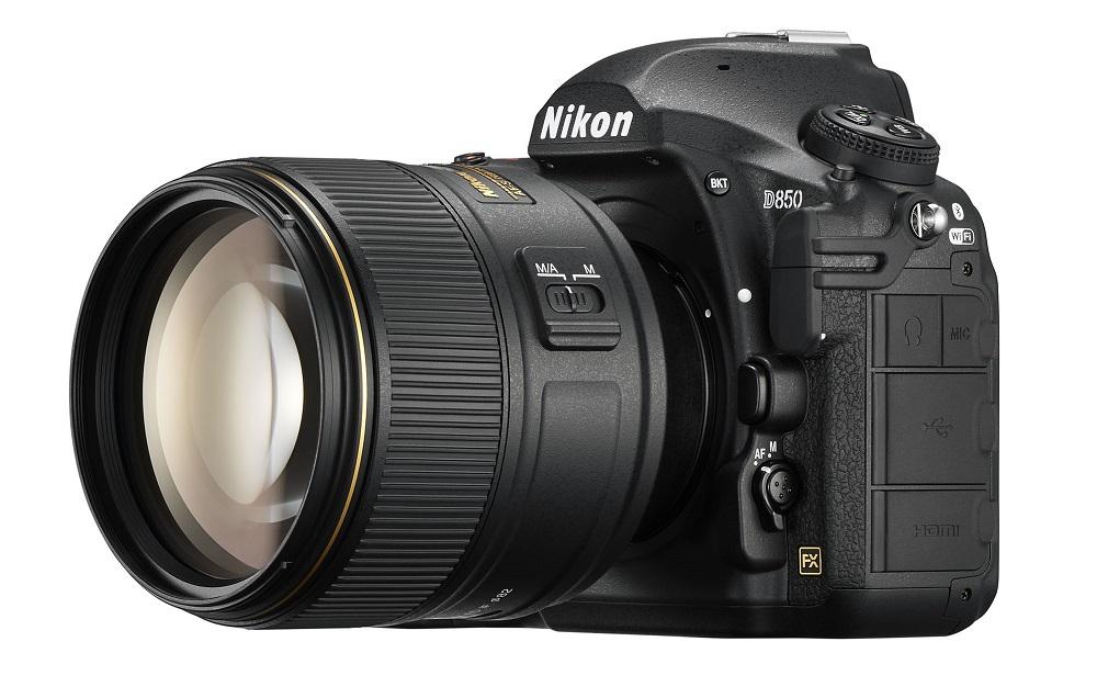 Prima - Nikon D850, in arrivo la reflex full-frame ad altissima risoluzione