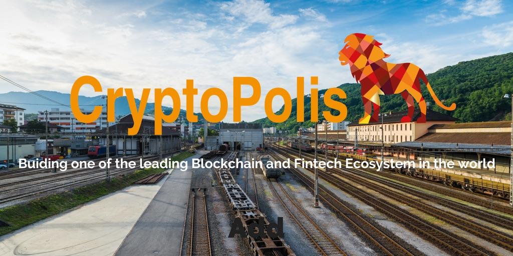 Evento Svizzero sulle Criptovalute CryptoPolis Blockchain Meetup - Evento Svizzero sulle Criptovalute CryptoPolis Blockchain Meetup: Chiasso cuore del Fintech