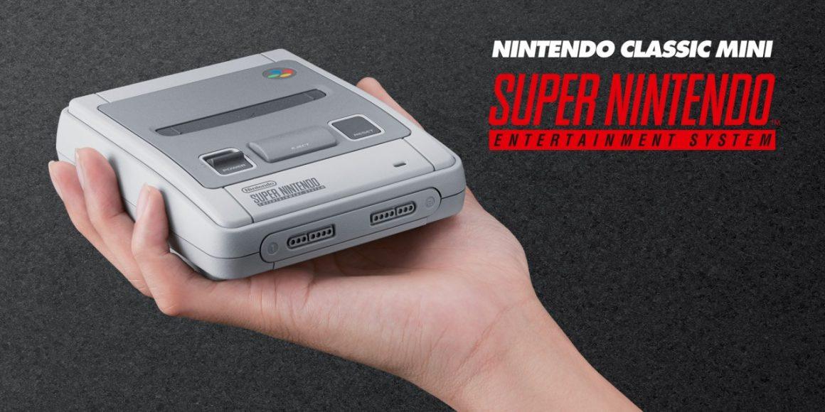 NintendoClassicMiniSNES 1160x580 - Super Nintendo Mini, le 21 perle da giocare. Ma tanti gli esclusi eccellenti