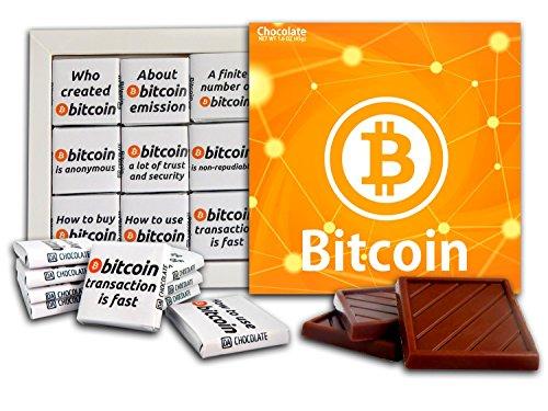 da chocolate candy souvenir bitcoin confezione regalo di cioccolato - Come acquistare #bitcoin in modo facile e veloce con una ricarica al tabaccaio