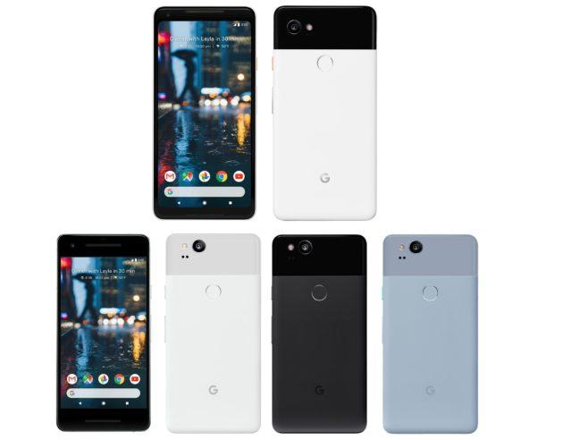 google pixel - Google Pixel 2 e Pixel 2 XL, ultimissime sull'arrivo in Europa e Italia