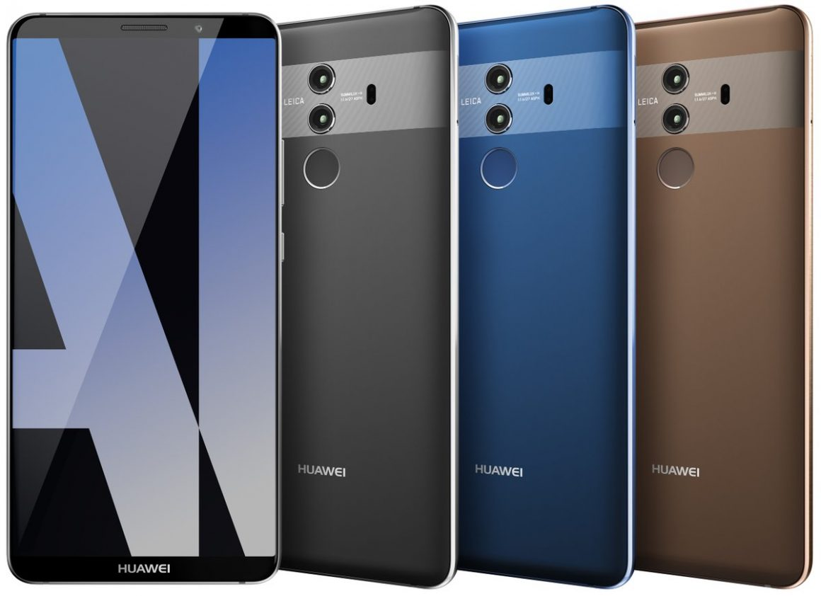 huawei 10 Pro 1160x842 - Huawei 10 Pro sarà real AI phone. Trema Apple e il suo iPhone X