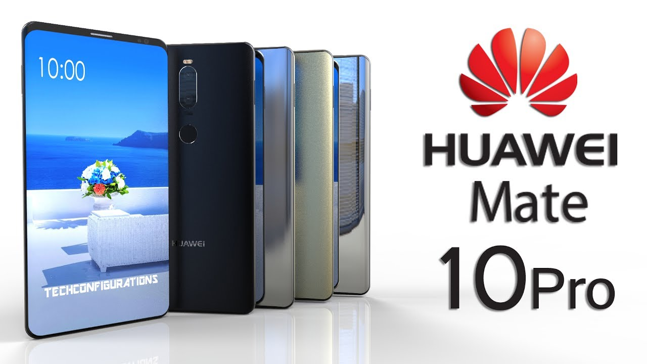 huawei mate 10 pro - Huawei Mate 10 Pro, le lenti della fotocamera sono il suo punto di forza