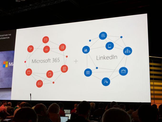 linke - Outlook aggiunge LinkedIn ai tuoi contatti e li mette in rete