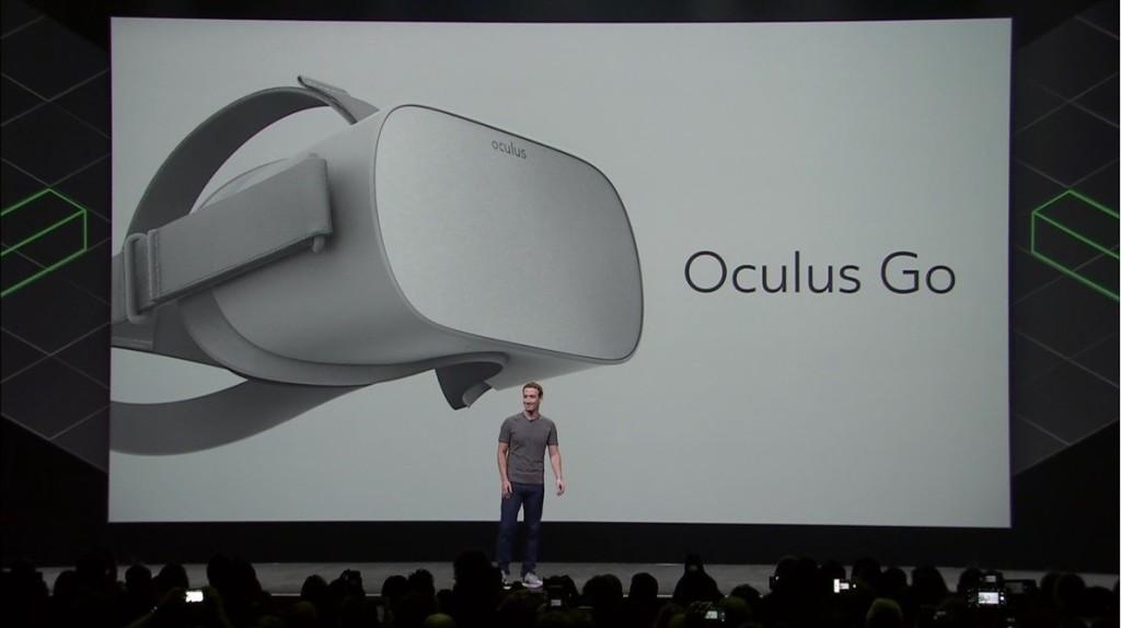 oculus go - Oculus Go, la realtà virtuale ora è alla portata di tutti