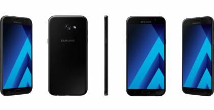 Samsung Galaxy A 2018, lo smartphone di fascia media con Infinity Display