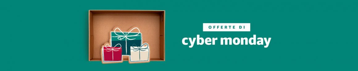 Il Cyber Monday di Amazon 2017