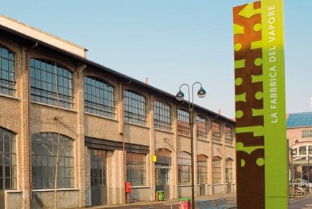 Fabbrica del Vapore ex Carminati TosellCORPOTESTOi - Milano. Alla Fabbrica del Vapore l'Alan Rankle Studio di Londra