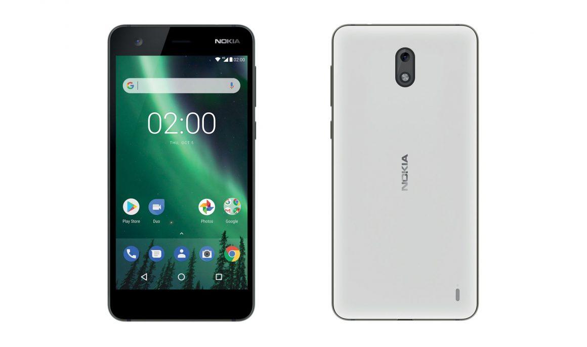 Nokia 2 1160x686 - Nokia 6 in arrivo a gennaio 2018. Tutte le indiscrezioni