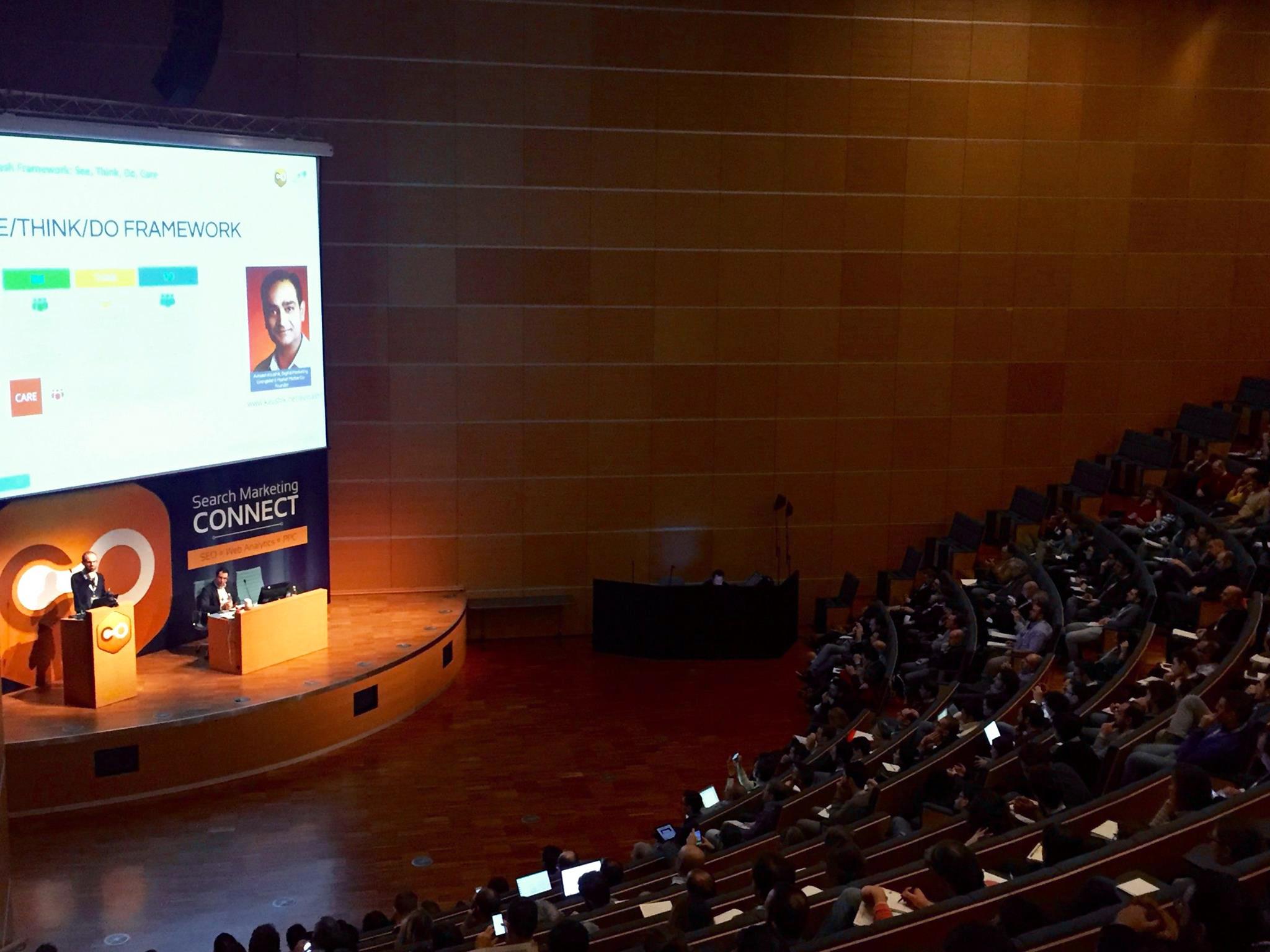 SMC17 Plenaria - Search Marketing Connect: torna l'evento su SEO PPC Web Analytics a Rimini 1/2 Dicembre