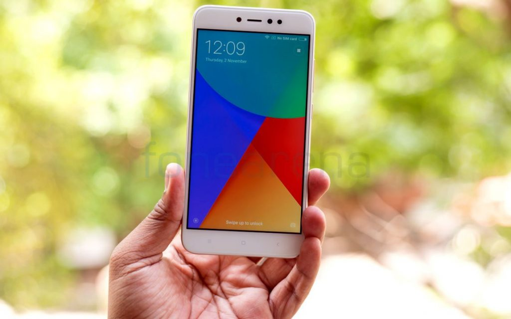 Xiaomi Redmi Y1 - Xiaomi Redmi Y1 e Y1 Lite, lo smartphone dei selfie a 93 euro