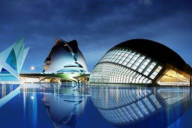 citta arti scienza valencia - Valencia. Fascino dell'antico e dinamicità dell'architettura futuristica