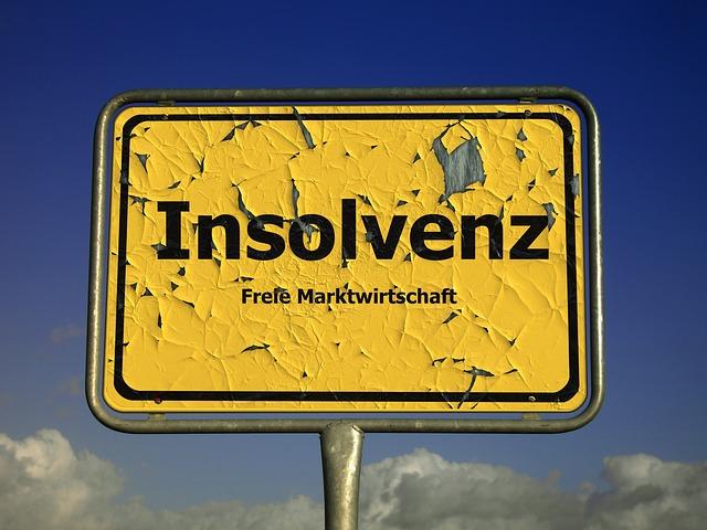 insolvency 593750 640 - Venezuela: S&P dichiara in default il Paese dopo l'ultimo pagamento mancato