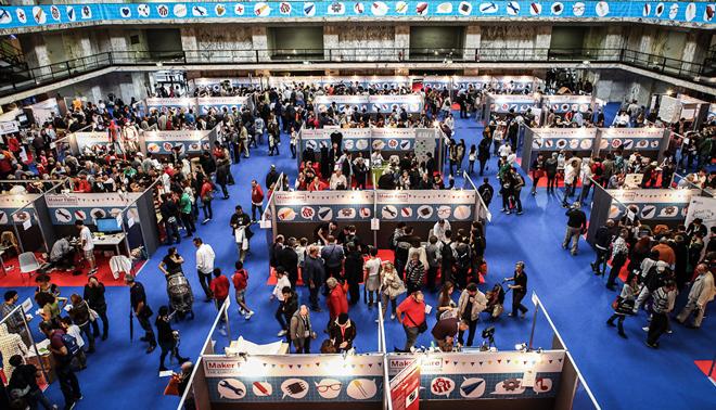 makerfaire - Maker Faire Rome alla quinta edizione. 1-3 dicembre.