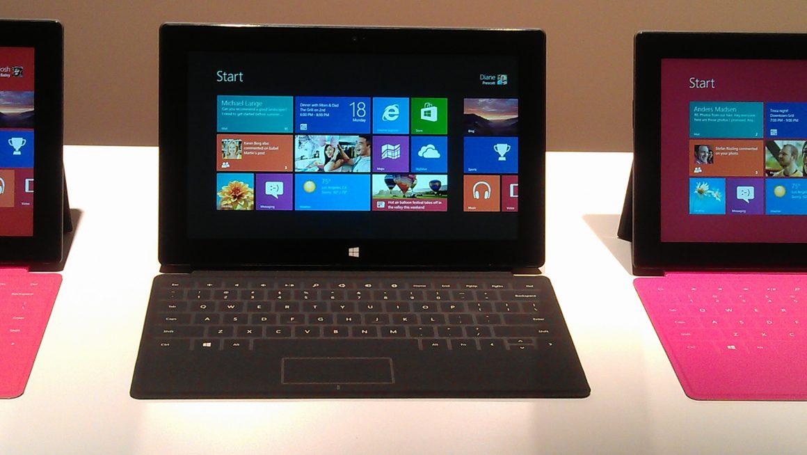 mobile worker utilizzando il Tablet Surface  1160x654 - Diventa un vero mobile worker utilizzando il Tablet Surface più aggiornato