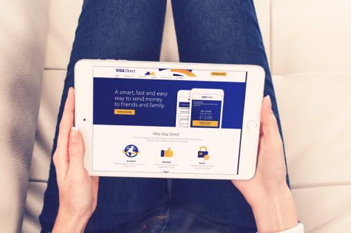 visa - VISA direct. Pagamenti in real time in tutto il mondo