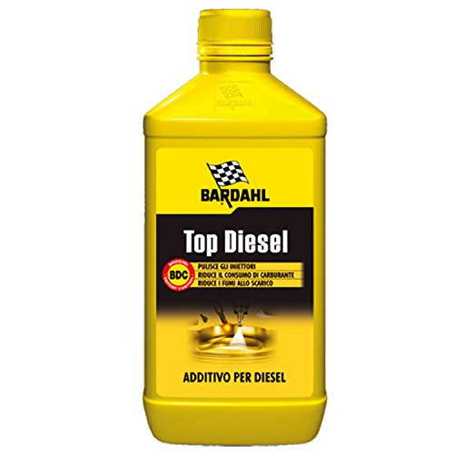1 litro bardahl additivo auto top per motori diesel pulitore pulizia iniettori - I prezzi migliori per gasolio e benzina li trovi con l'app che ti permette di pagare con lo smartphone