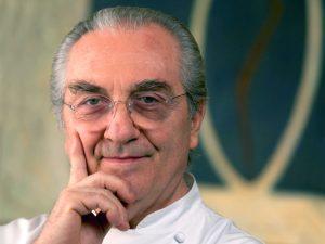 Gualtiero Marchesi 1 300x225 - La vita di Gualtiero Marchesi