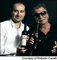 """NS CavalliWine112707 200 - Chianti Classico """"Tenuta degli Dei"""". I vini di Tommaso e Roberto Cavalli"""