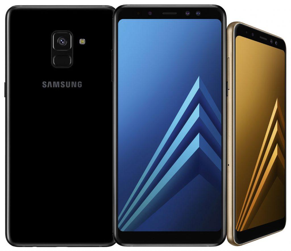 Samsung Galaxy A8 - Il nuovo Samsung Galaxy A8 e A8+: niente cornici e doppia camera