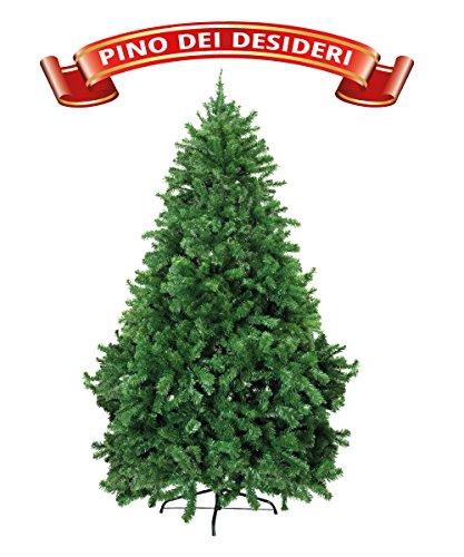 albero di natale verde pino dei desideri evolution ultra folto realistico - Le migliori offerte di natale per lo sport e le Idee regalo:  il Natale si tinge di sport e divertimento con Sportboom