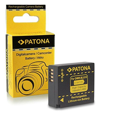 batteria dmw blg10 blg10e per panasonic lumix dmc gf6 dmc gx7 dmc lx100 - Panasonic LUMIX LX100, il nuovo riferimento per la qualità d'immagine tra le fotocamere compatte