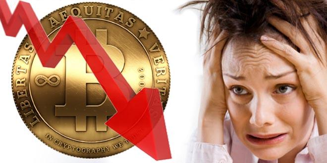 bitcoin crollo - Il martedì nero delle critptovalute. Bitcoin ai minimi storici