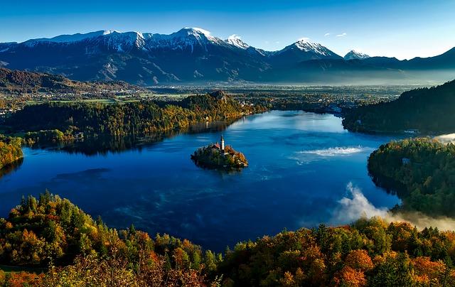 bled 1797835 640 - Illago di Bled. Una perla delle Alpi Giulie a pochi minuti dall'Italia