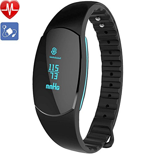 braccialetto fitness willful orologio bracciale fitness activity tracker - Misurare le pulsazioni e la frequenza cardiaca integrata negli auricolari per correre