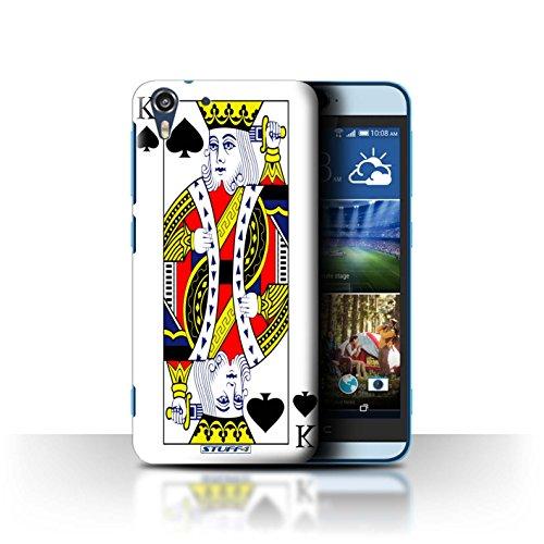 custodiacover rigideprottetiva stuff4 stampata con il disegno carte da - HTC Desire Eye è il re dei Selfie in HD